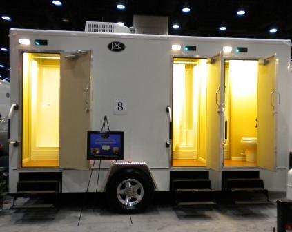 High End Porta Potty Rentals For Hundreds/Thousands of People in Florida